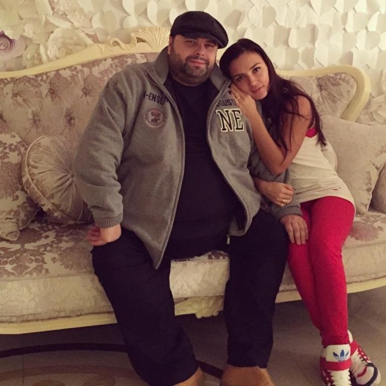 Максим Фадеев опроверг возможность романа между Ольгой Серябкиной и его сыном