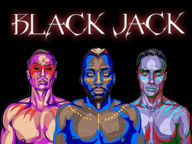 BLACK JACK покоряет Россию