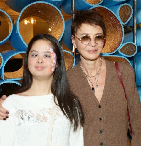 Ирина Хакамада вспомнила о взрослении дочери