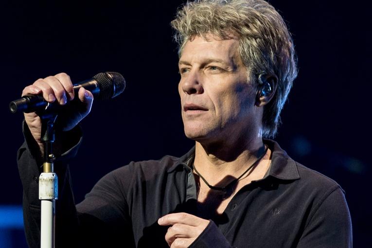 Московский концерт Bon Jovi