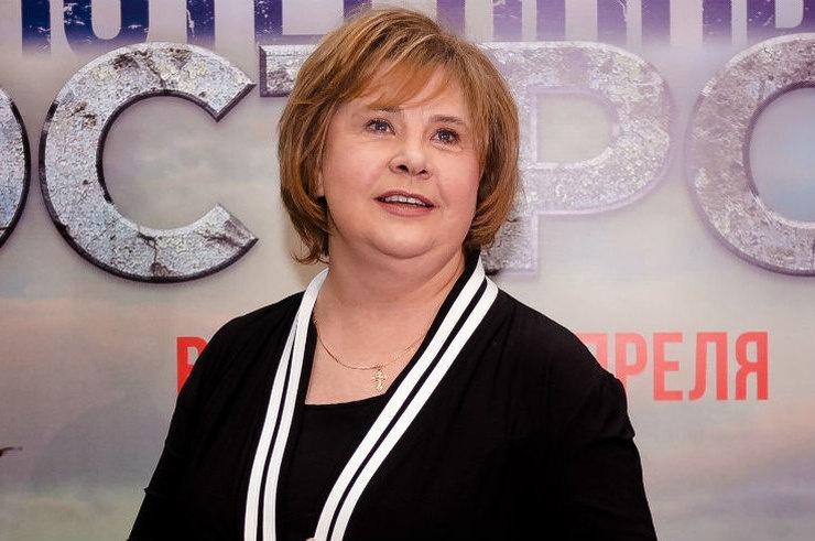 Татьяна Догилева рассказала об экстремальных съемках фильма