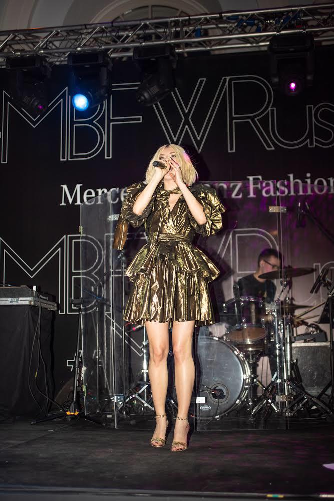 Звонкий спродюсировал модный трек для Mercedes-Benz Fashion Week