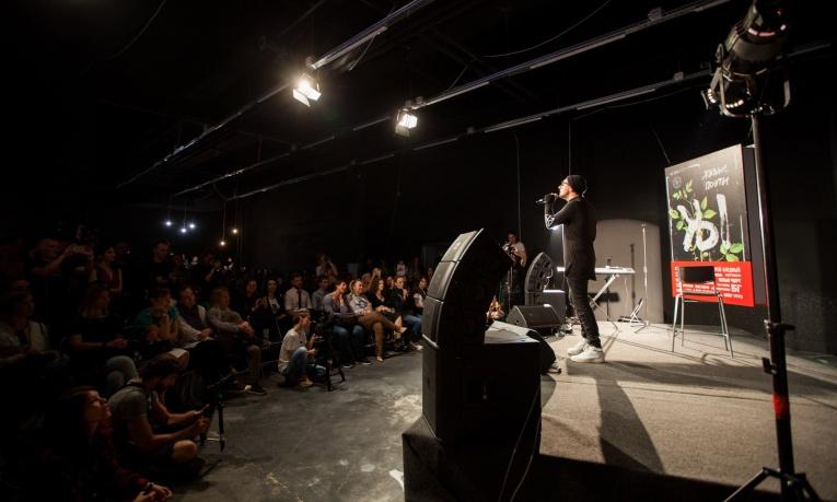 «Живые поэты» проведут второй благотворительный фестиваль «вЖЫвую»