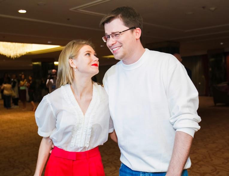 Гарик Харламов и Кристина Асмус отметили годовщину отношений