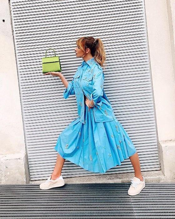 Екатерина Варнава рассказала о конфузе на модном показе