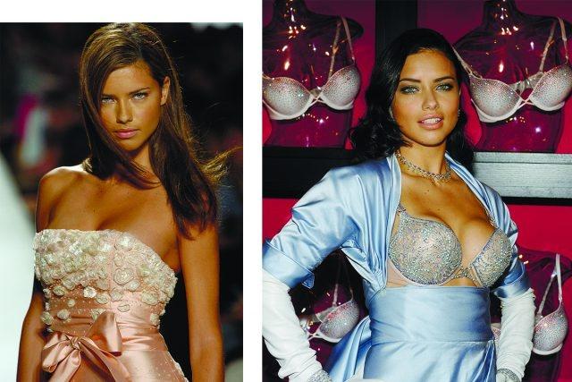 5 моделей Victoria's Secret, которые изменились до неузнаваемости