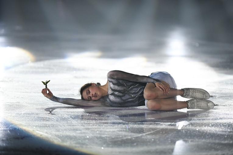 Алина Загитова посвятила новую программу маме своего хореографа
