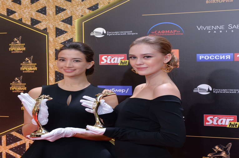 Объявлены финалисты премии «Виктория -2019»