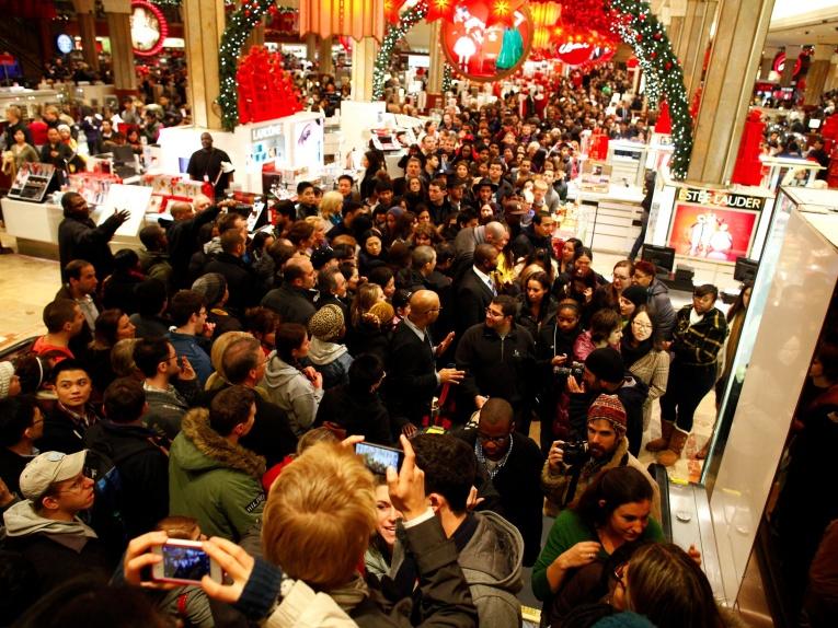 Топ самых покупаемых товаров в Black Friday