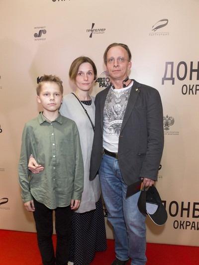 Иван Охлобыстин рассказал об отношении к жене