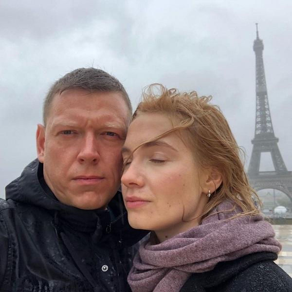 Мария Луговая поделилась подробностями отношений с мужем