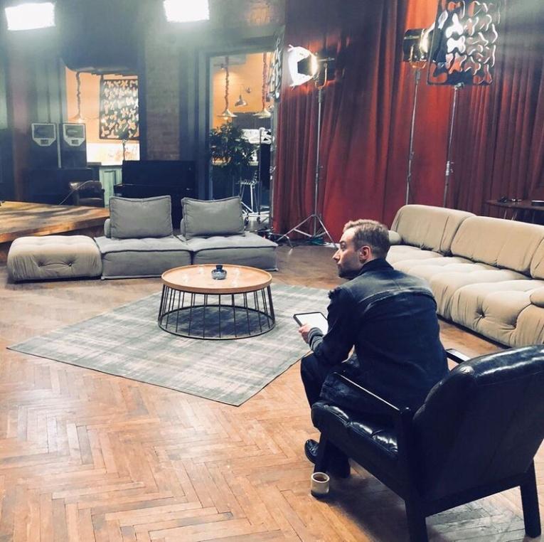 Дмитрий Шепелев снялся в новом шоу