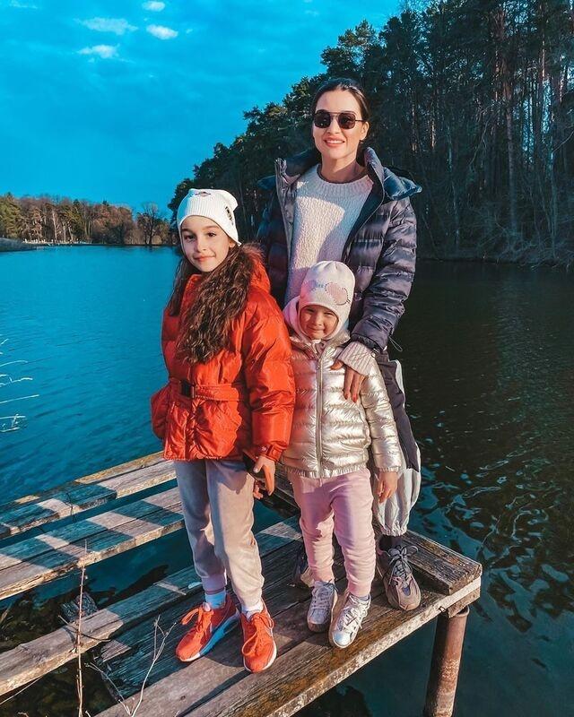 Ксения Бородина поделилась секретами воспитания дочек