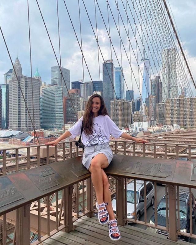 Виктория Дайнеко не может покинуть Нью-Йорк
