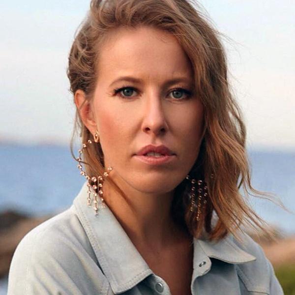 Ксения Собчак хотела бы общаться со сводной сестрой