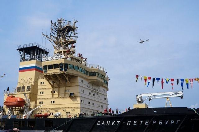 В Северной столице пройдет VII Фестиваль ледоколов.