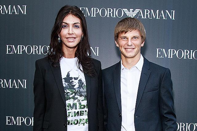 Алиса Казьмина высказалась об отношениях с Андреем Аршавиным