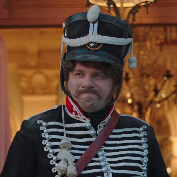 Гарик Харламов приобрел фобию во время съемок «Гусара»