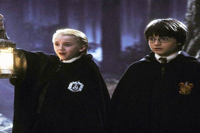 Звезды «Гарри Поттера» отметили годовщину выхода фильма