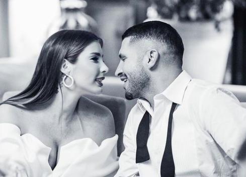 Певица Кети Топурия вышла замуж за отца будущего ребенка