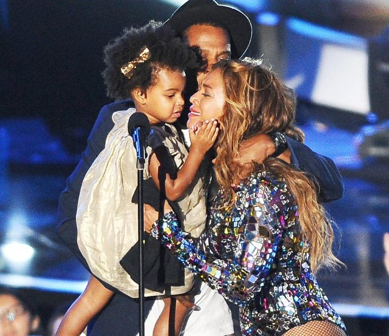 8-летнюю дочь Бейонсе и Jay-Z номинировали на «Грэмми»