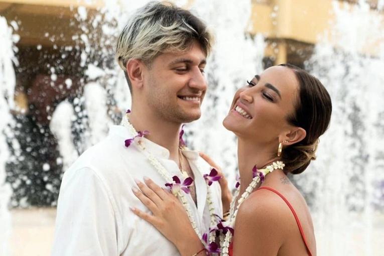 Бузова вышла замуж на Мальдивах?