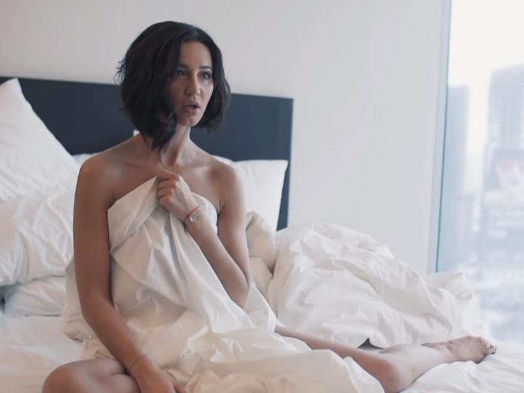 Весна! Ольга Бузова показала сексуальное видео из постели