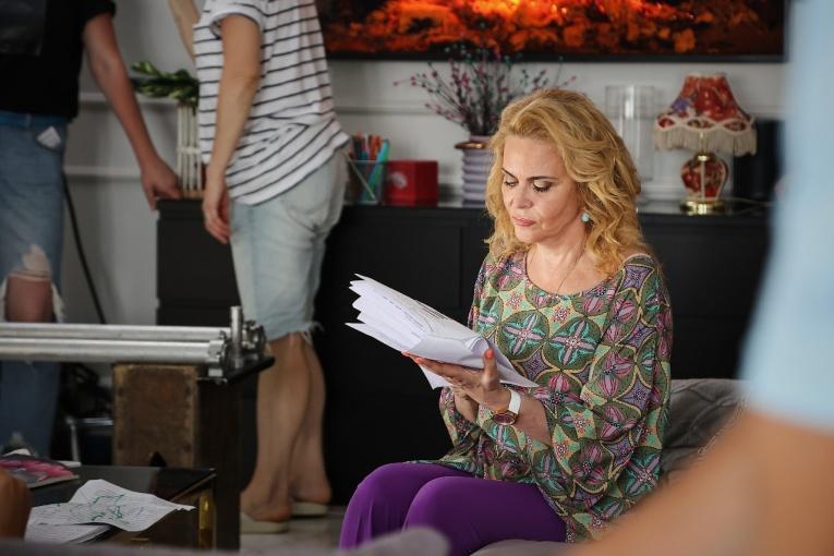 В Москве проходят съемки продолжения  сериала «Я знаю твои секреты» с Агатой Муцениеце