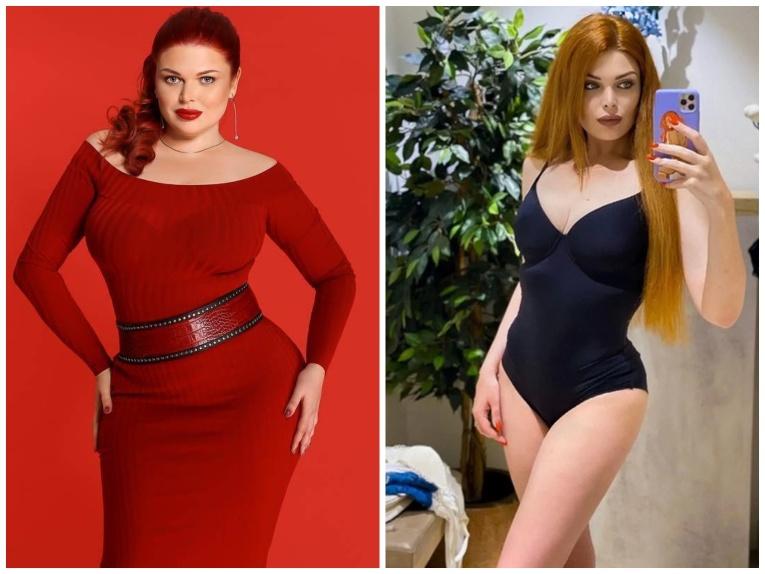 Почему модель plus-size Юлия Рыбакова похудела на 35 кг?