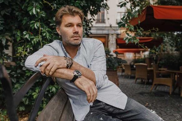 Писатель Олег Рой выпустил новый мистический роман «Порог»