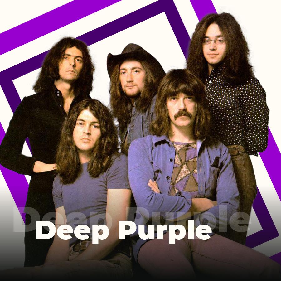 Станция Deep Purple на 101.ru