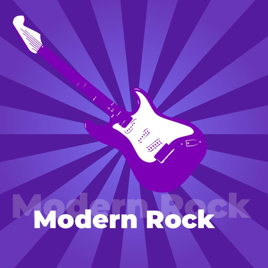 Станция Modern Rock на 101.ru