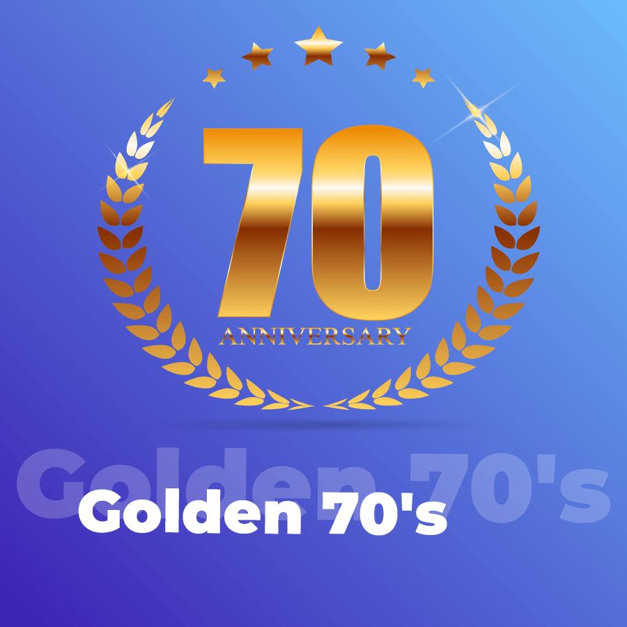 Golden 70's.101