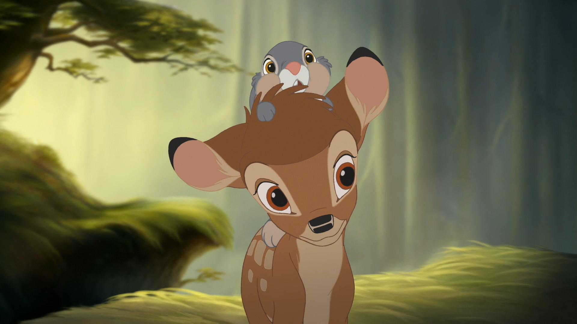 "Disney снимет нового ""Бэмби"""
