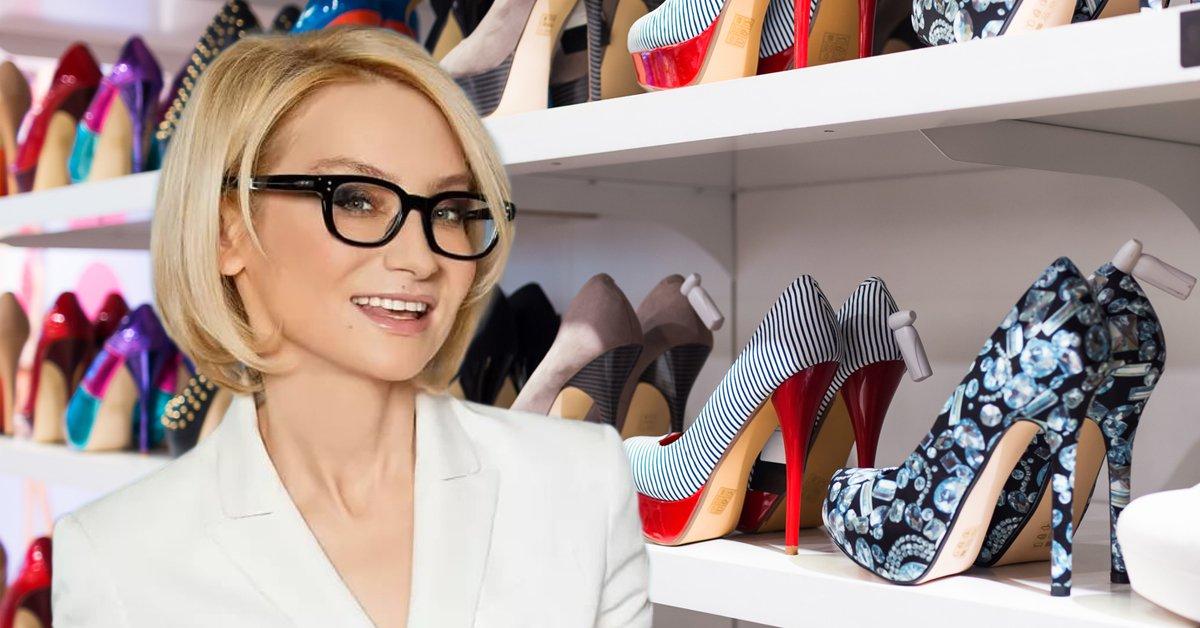 Эвелина Хромченко показала обувь, которая вышла из моды